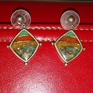 Vintage Relios Designer Earrings